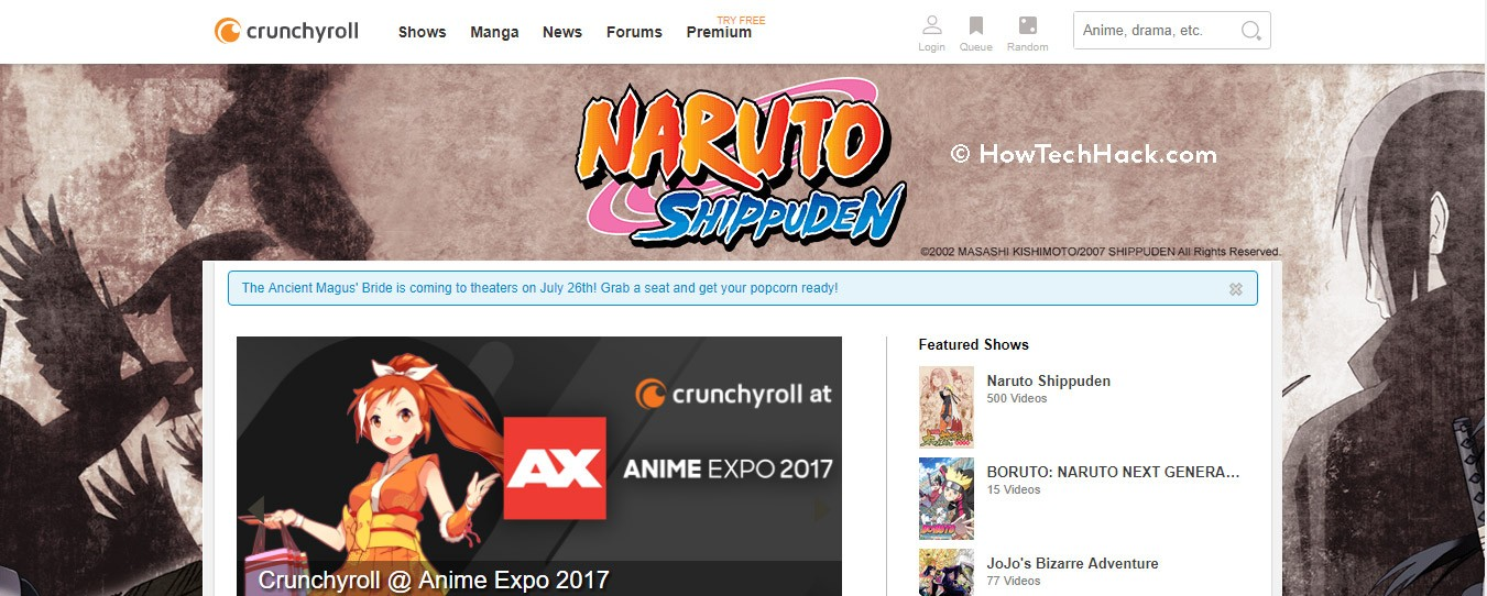 Top 15 Free Anime Streaming Sites to Watch Anime Online