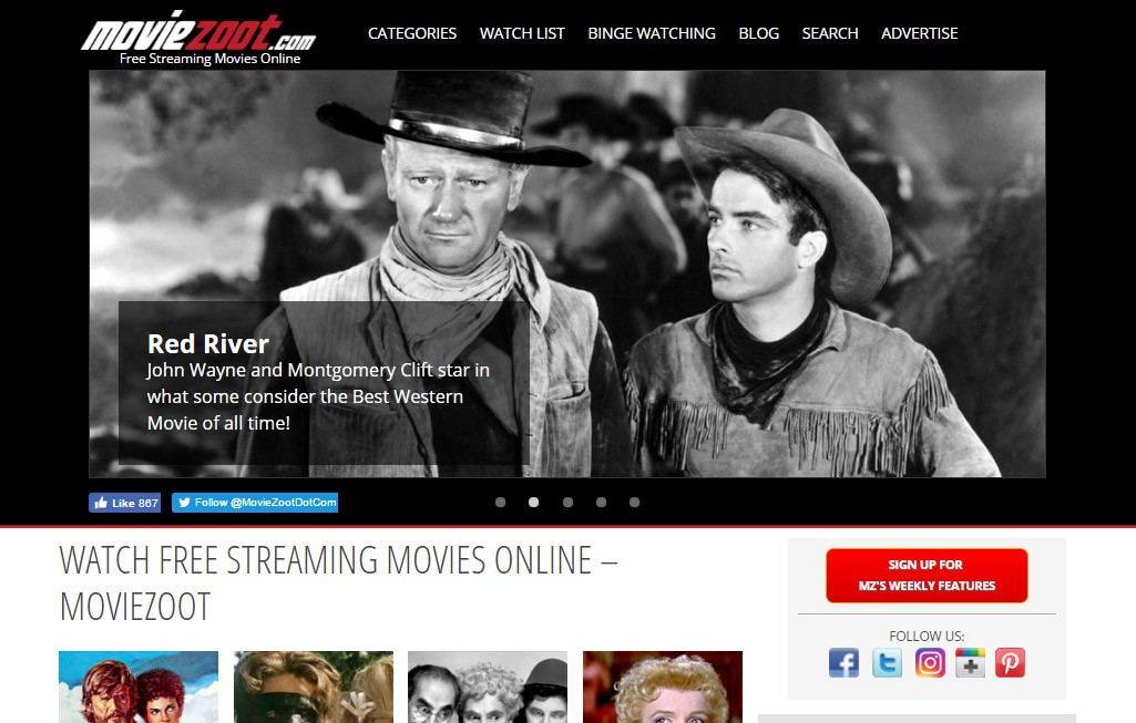 Top 10 Free Movie Streaming Sites to Watch Movies Online