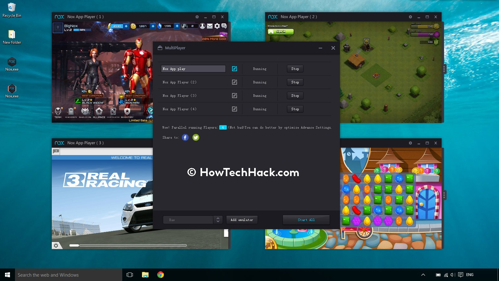 6 Best Android Emulator for PC & Mac 2017