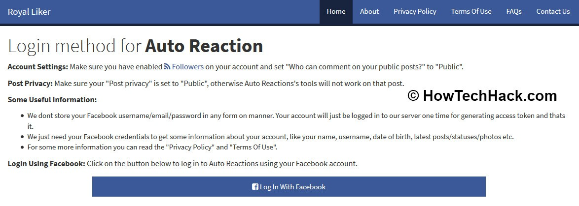Get Unlimited Likes On Facebook