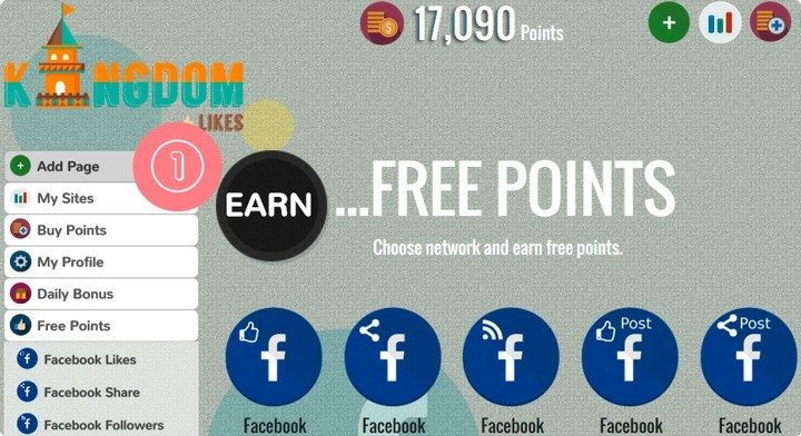 Get Unlimited Likes on Facebook Photos & Status