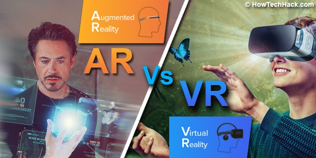 Artificial Intelligence & Augmented Reality (AR) Vs Virtual Reality (VR) – Which is Best for Future