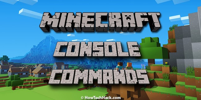 Best Minecraft Console Commands
