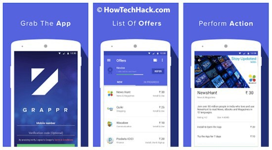 refer and earn apps 2017