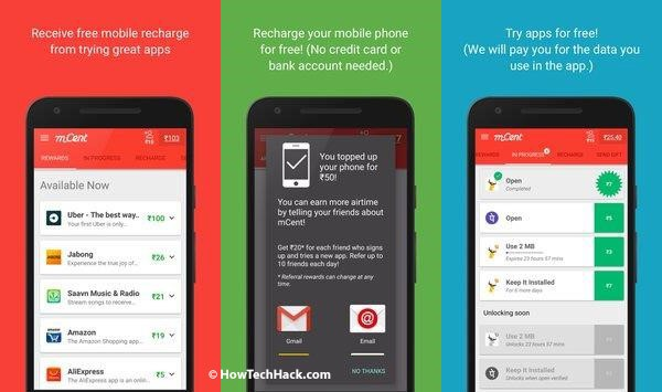 refer and earn apps 2018