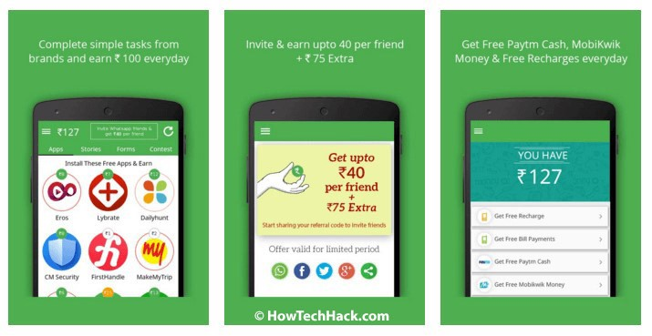 best mobile recharge app with offers