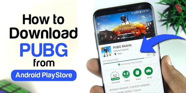 How To Download & Install PUBG Mobile On Android from PlayStore In Any Country