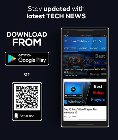 HowTechHack App