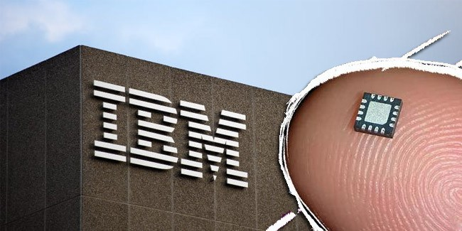 IBM Just Launched the Smallest Computer, that is Smaller Than the Size of an Ant