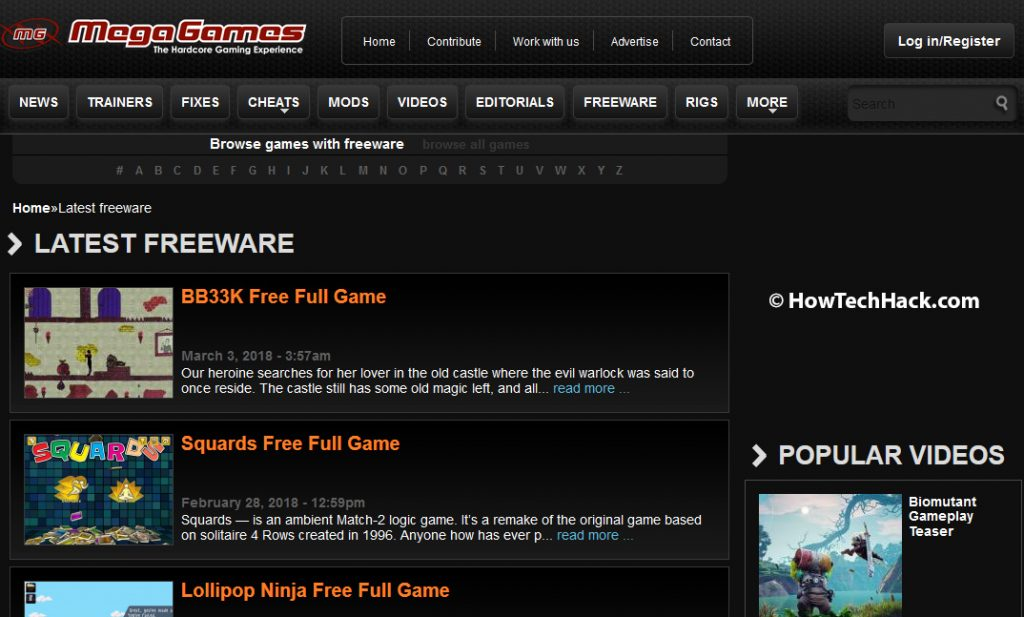 best website to download free full version pc games