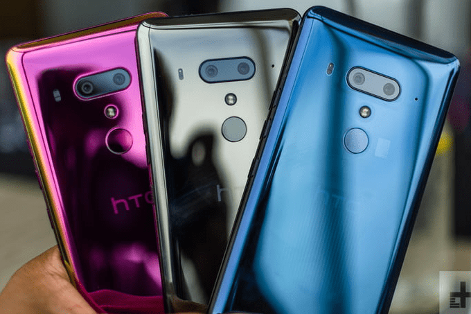 HTC U12 Plus To Feature Pressure-Sensitive Buttons & Translucent Back Unveiling on 23th May