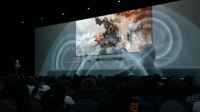 Dolby Atmos added to Apple TV 4K
