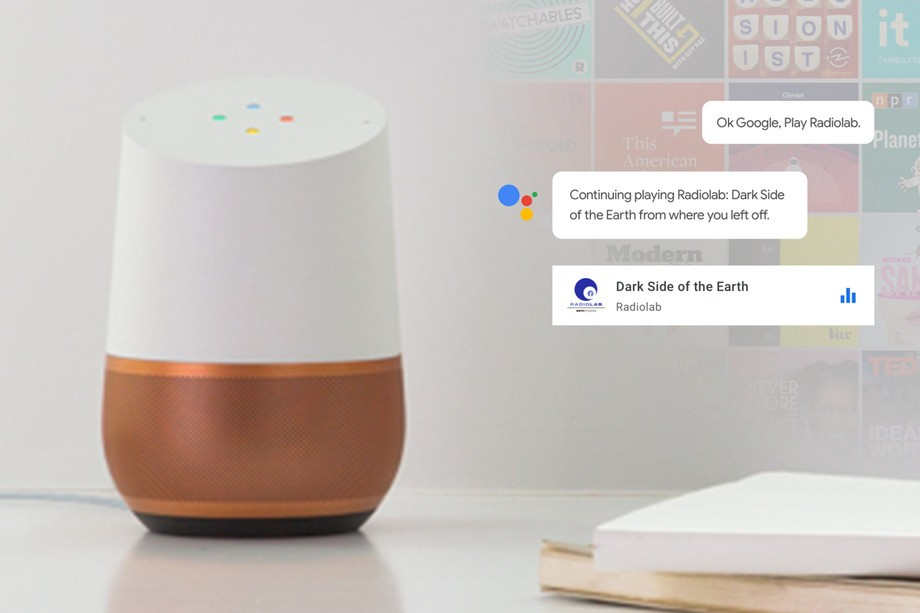 Google Launches New Podcast App for Its Android Platform Via Google Assistant