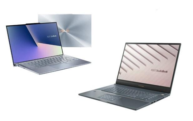 Asus Zenbook S13, S14, and StudioBook S