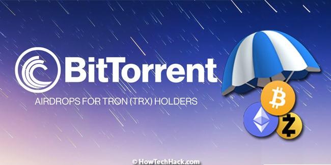 BitTorrent Airdrop