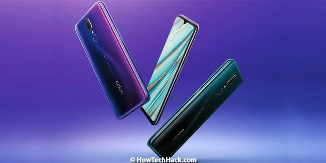 Oppo Unveils A9