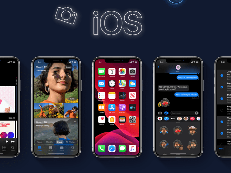 iOS 13
