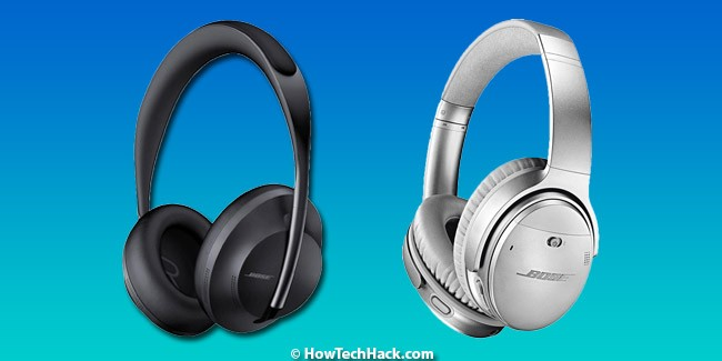 Bose Premium 700 & QuietComfort 35 II