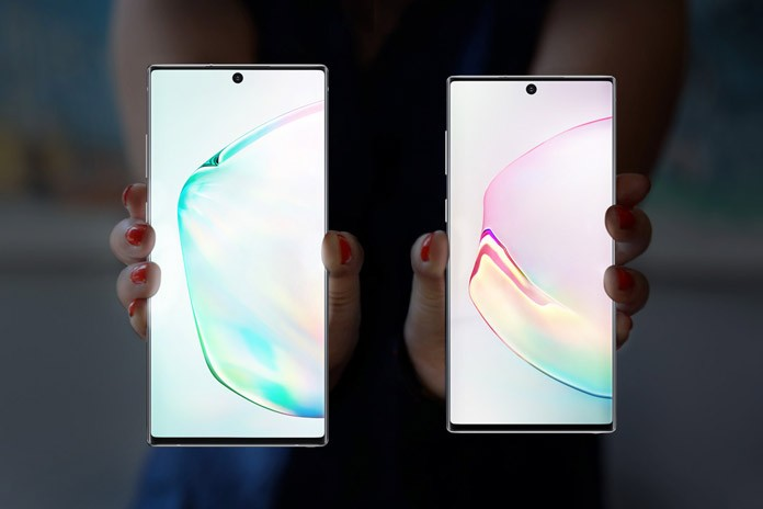 Galaxy Note 10 & Note 10+