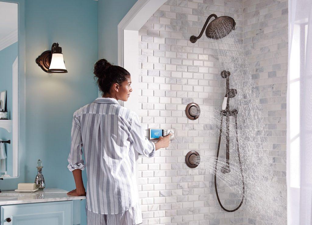 U by Moen Smart Shower