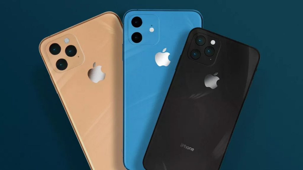 iPhone 11, iPhone 11 Pro and iPhone 11 Pro Max