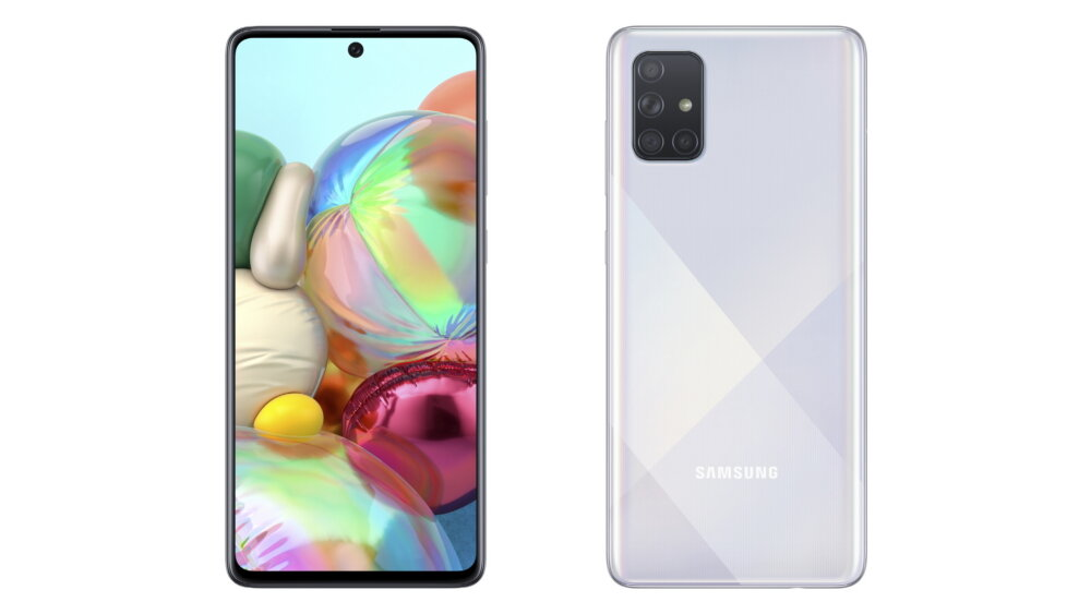 Samsung A71 Leaked