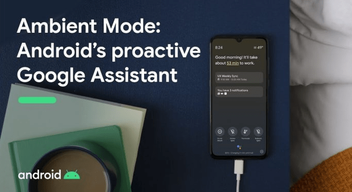 Ambient Mode has officially launched