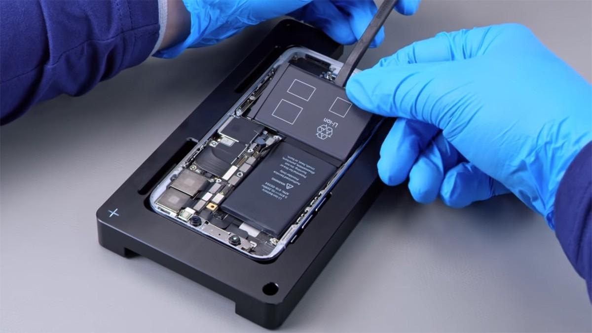 Apple Phone repair (Demo)