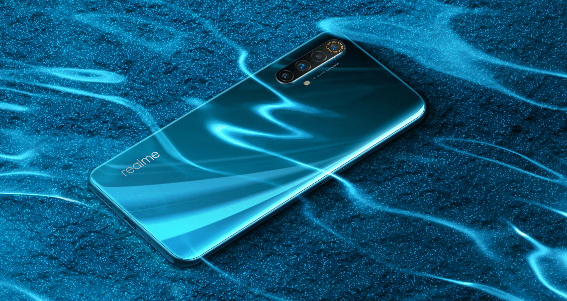 Realme-X50-5G under the hood