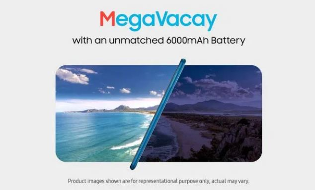 Samsung Galaxy M31 will be packed with a huge 6000mAh battery!