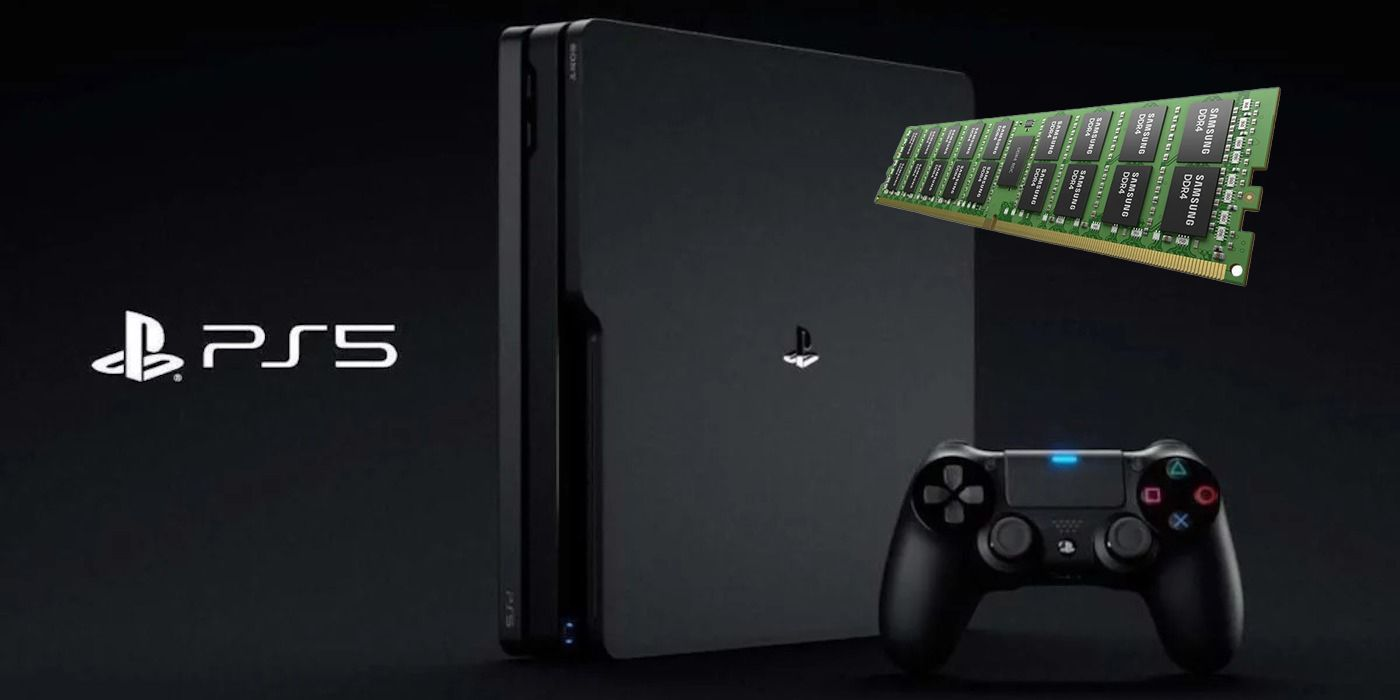 Sony Reported that they have been facing shortage of components for the manufacturing of PlayStation 5