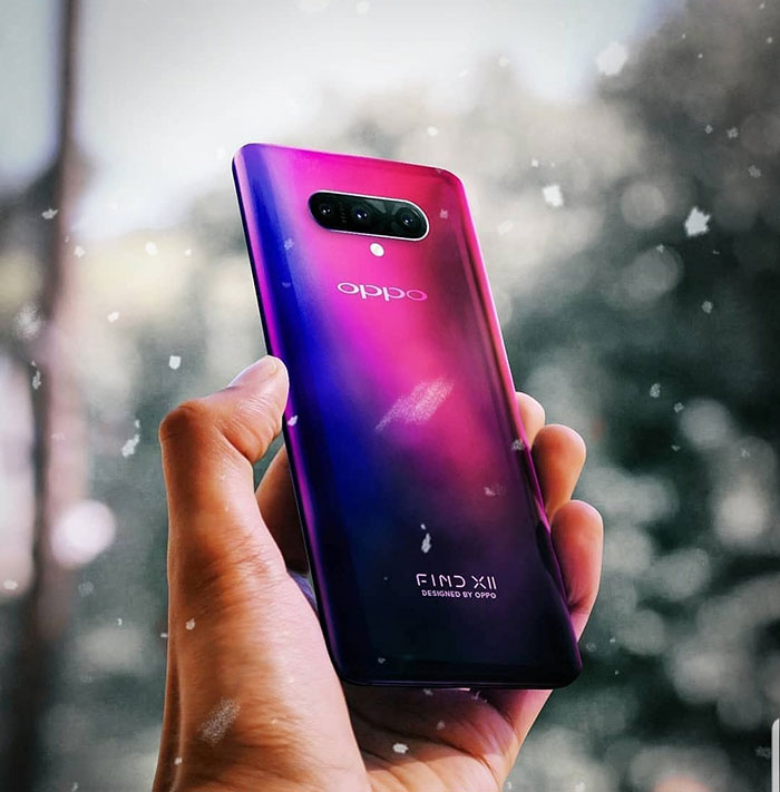 Oppo Find X2 Leaked Image