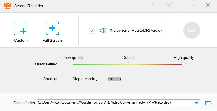 Screen recording and GIF-making