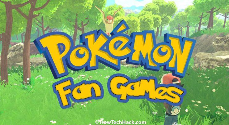 Pokémon Fan Games