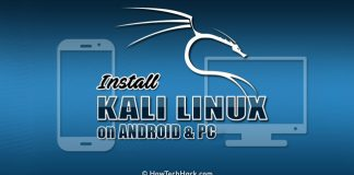 Install Kali Linux On Android & PC