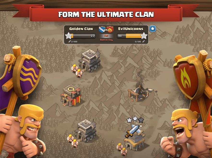new clash of clans hack apk download