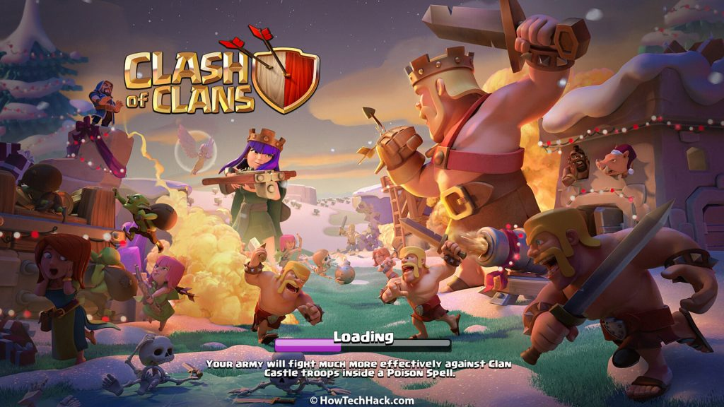 Clash of Clans APK Latest Version