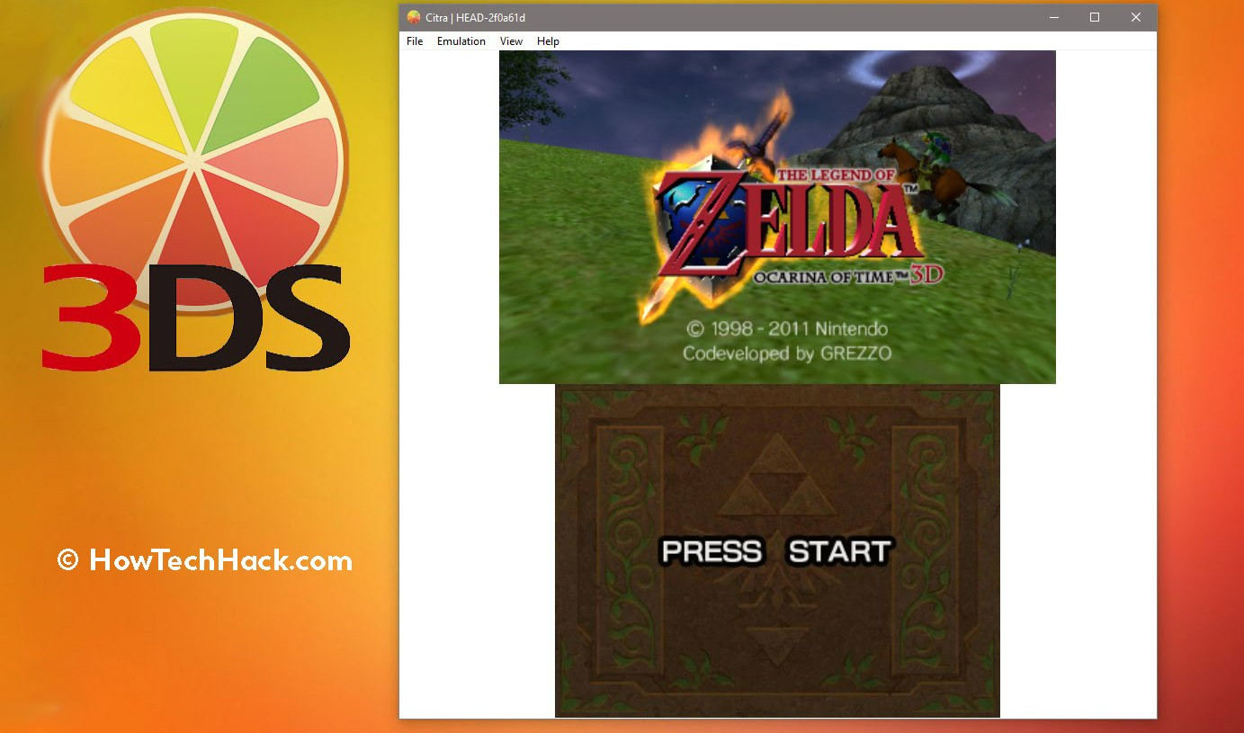 how to get emulators on 3ds