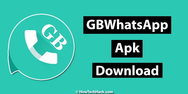 GBWhatsApp APK Download For Android Latest Version 6 10 (No