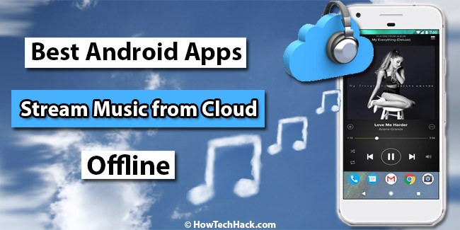 Stream Music from Cloud