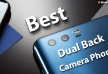 Dual Back Camera Phones in India