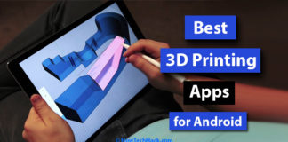 3D Printing Apps