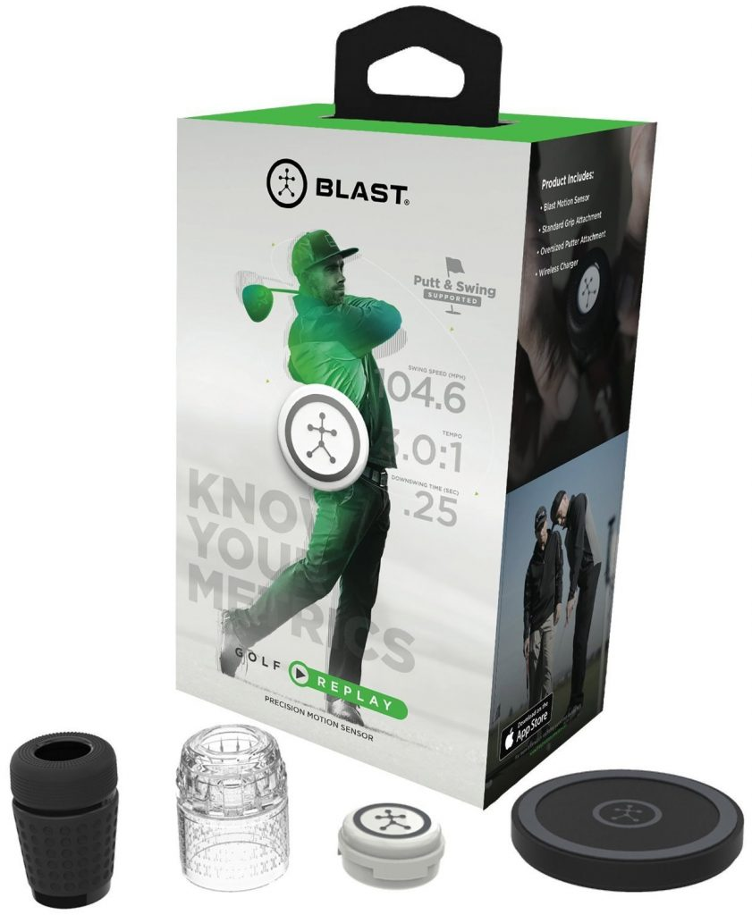 Blast Motion 3D Golf Swing Analyzer