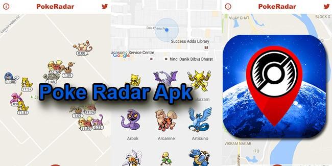 Download Poke Radar Apk