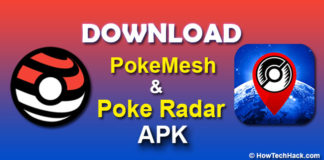 Download PokeMesh & Poke Radar Apk for Android