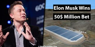 Elon Musk Wins 50$ Million Bet