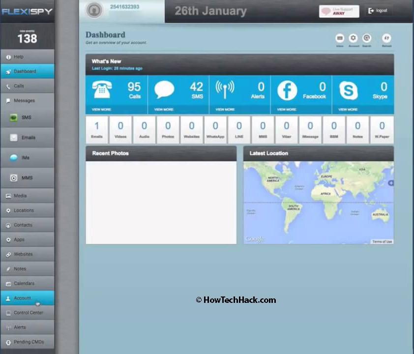 spy phone app free download