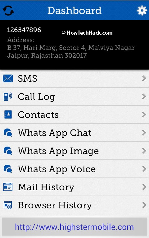 spy app without target phone