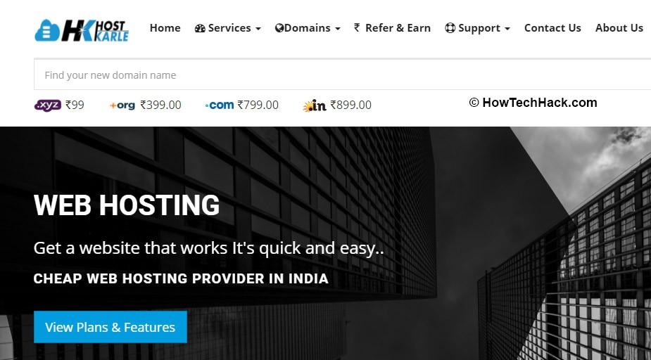 Web Hosting Review