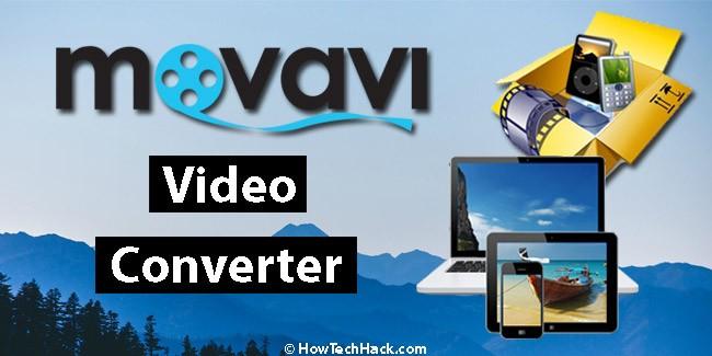 Movavi Video Converter: Quick & Simple Multimedia Converter